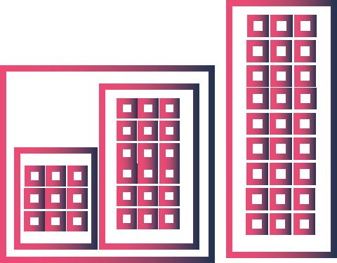 SaBRO - Sample 1 for three columns